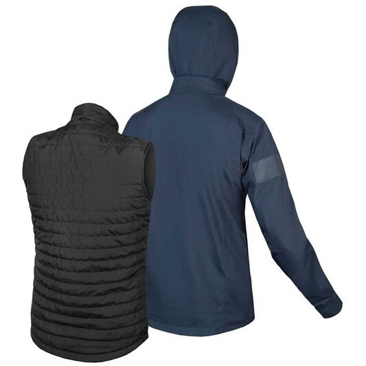 Urban 3 In 1 Waterproof Jacket