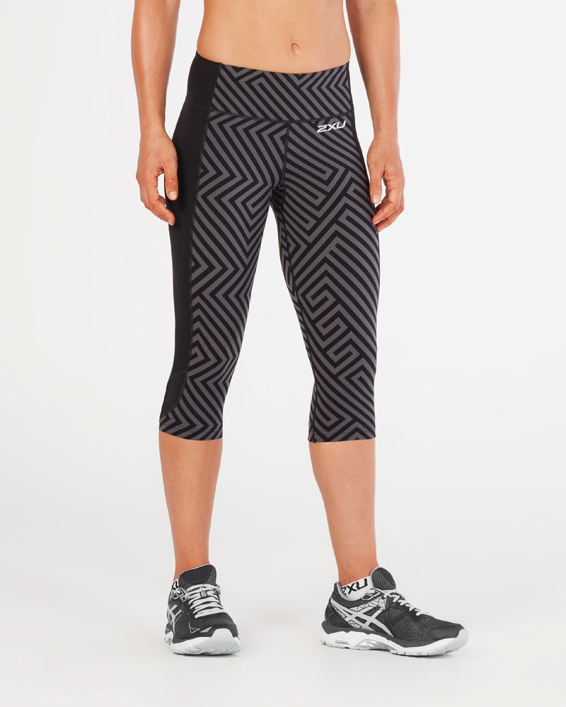 Fitness Compression 3/4 Tights Women's