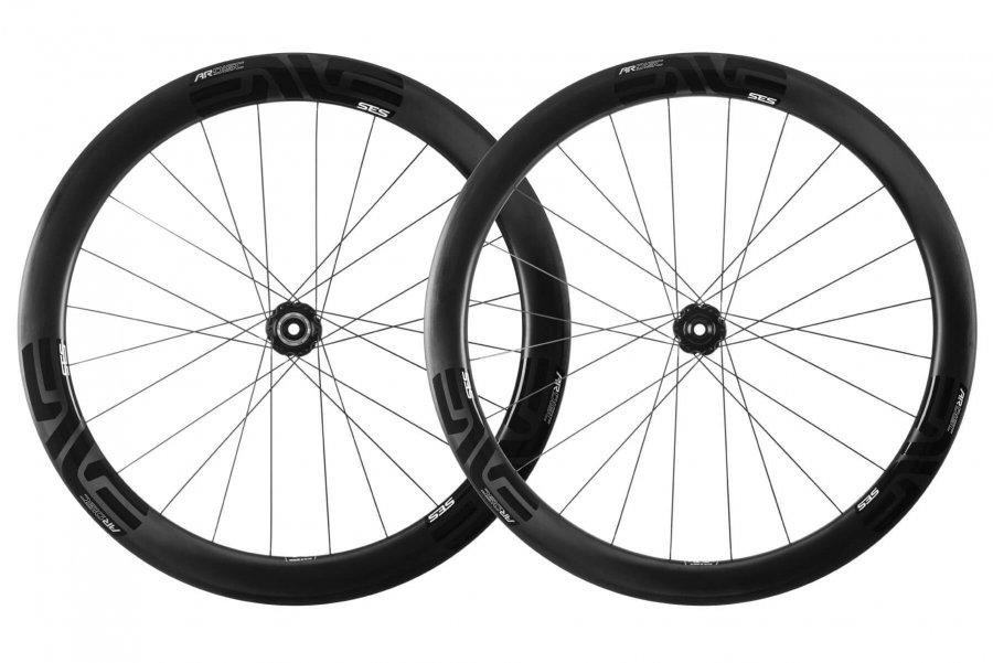 SES 4.5 AR Clincher Disc Wheelset with Chris King hubs