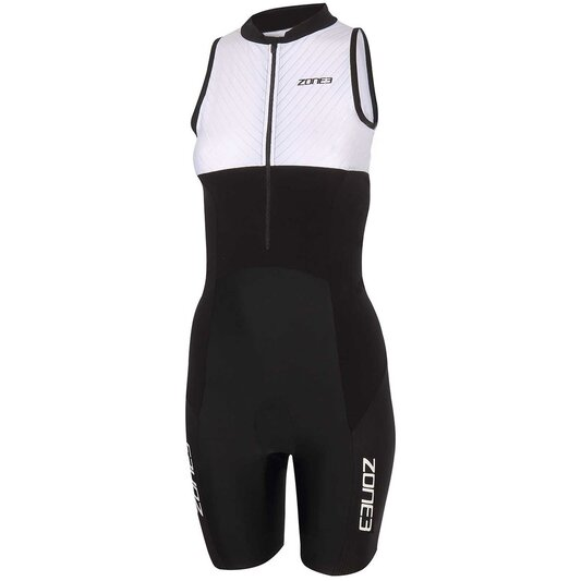 Lava Full Zip Short Sleeve Tri Suit Women's