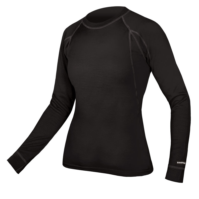 Baabaa Merino Long Sleeve Baselayer Women's