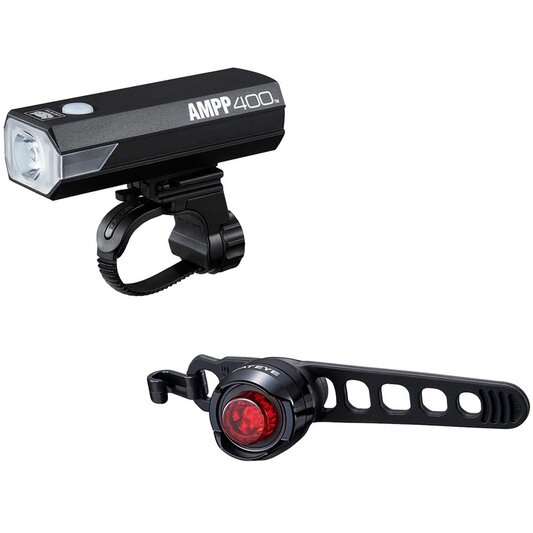 AMPP 400   ORB Rechargable Light Set
