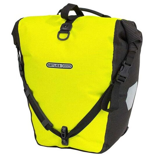 Back Roller High Visibility Single Pannier