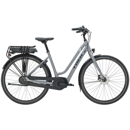 District +1 300wh Midstep 2020 Electric Hybrid Bike