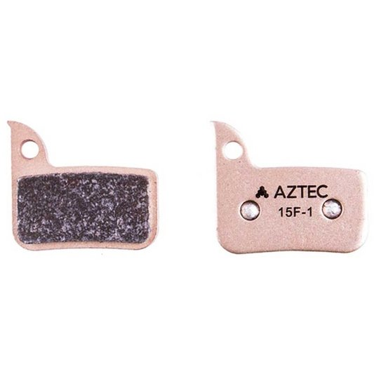 Red Hydraulic Road Sintered Disc Brake Pads