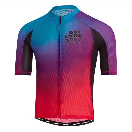 Turbo Printed Short Sleeve Jersey
