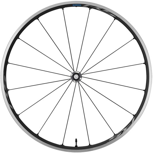 RS500 Tubeless Compatible Clincher QR Front Wheel