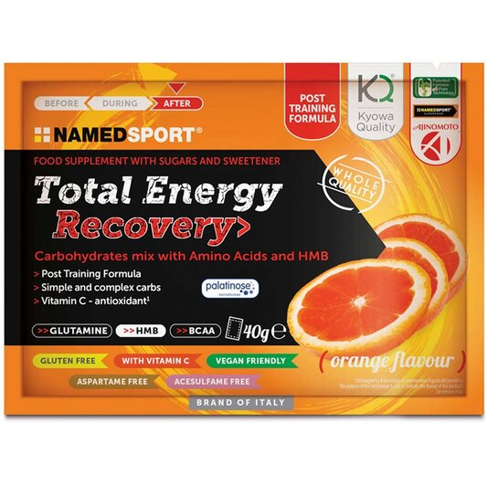 Total Energy Recovery Drink   40g Sachet
