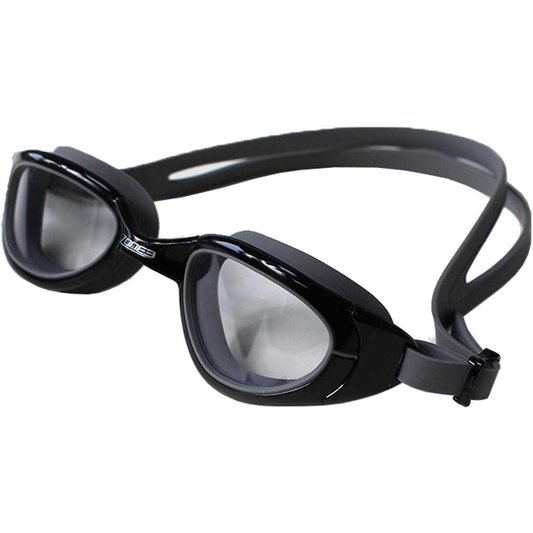 Attack Swim Goggles   Photochromatic Lens   Black Grey
