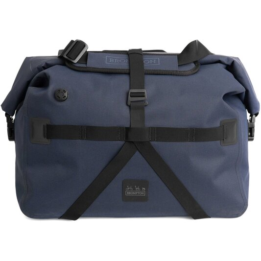 Borough Waterproof bag, Large, Navy with Frame