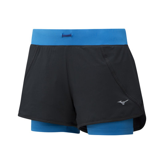 Mujin 4.5 2in1 Short Womens