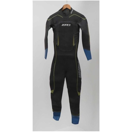 Mens Vision Wetsuit Small Tall (Ex Demo Ex Display)