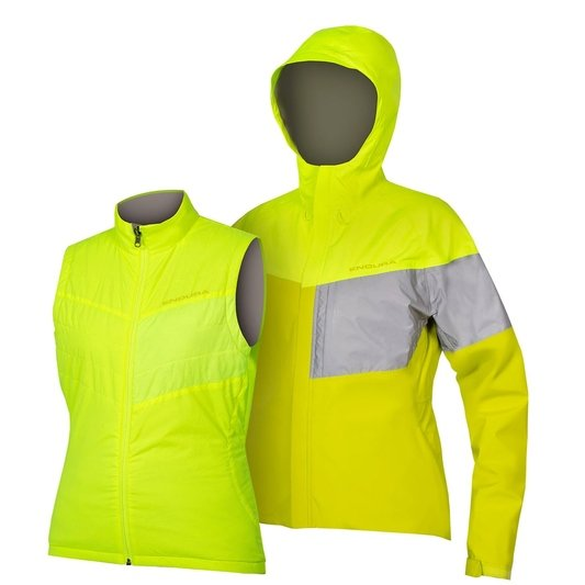 Urban Luminite 3 in 1 Womens Jacket II