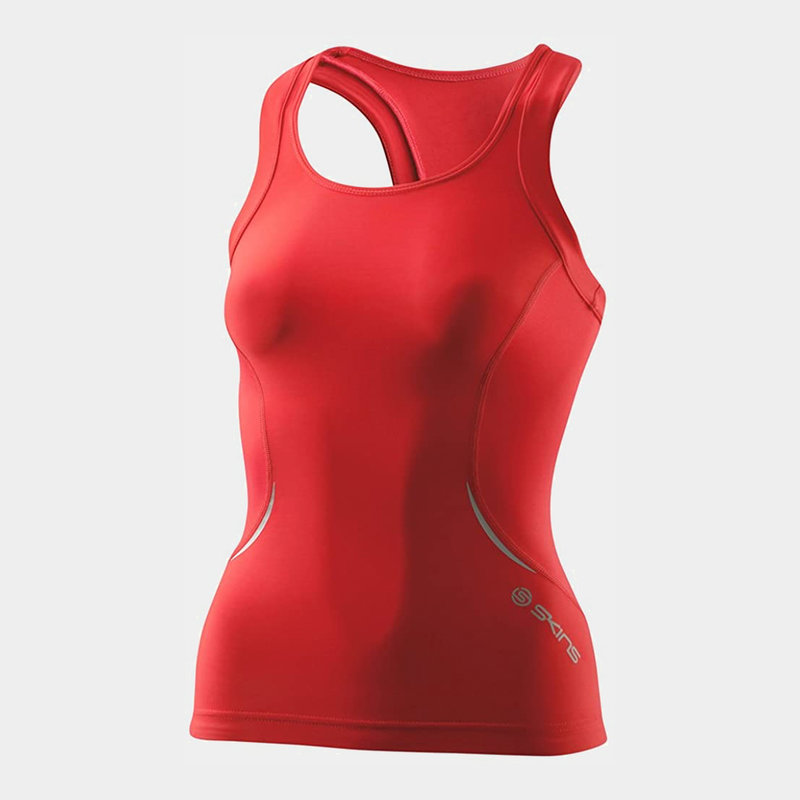 A400 Womens Compression Racer Back Tank Top