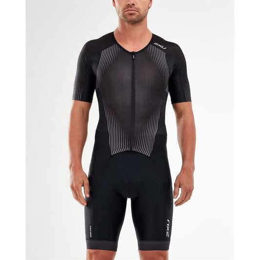 Peform Full Zip Sleeved Trisuit