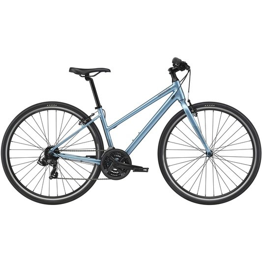 Quick 6 Remixte 2021 Hybrid Bike
