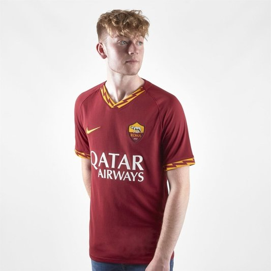AS Roma Replica Shirt Mens