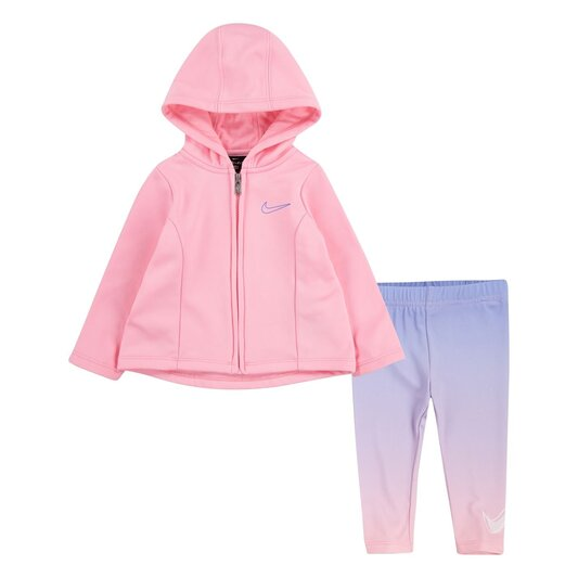 Therma Poly Tracksuit Baby Girls