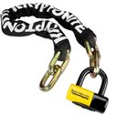 New York Fahgettaboudit Chain Lock Sold Secure Diamond