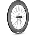 1400 Dicut 80mm Clincher Disc Brake 700c Road Bike Rear Wheel