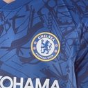 Chelsea Home Short Sleeve Shirt Junior Boys